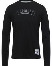Bikkembergs T-shirt - Black