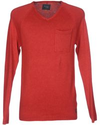 Blend Pullover - Rot
