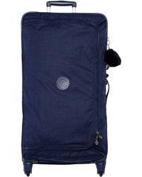 Kipling Wheeled luggage - Blue