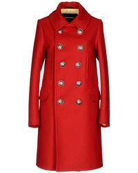 DSquared² Coat - Red
