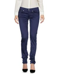 Dondup Casual Trouser - Blue