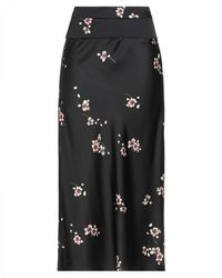 Free People Midi Skirt - Black