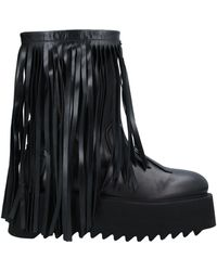 Bruno Bordese Ankle Boots - Black