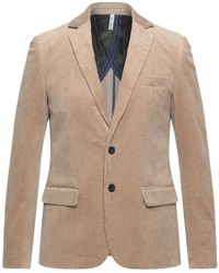 Antony Morato Suit Jacket - Natural