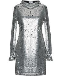 Cheap Monday Short Dress - Metallic