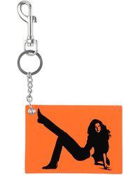Calvin Klein Key Ring - Orange