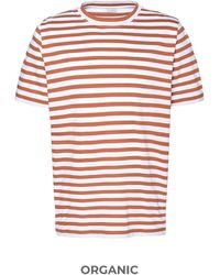 8 by YOOX Camiseta - Marrón