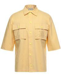 Maison Kitsuné Camisa - Multicolor