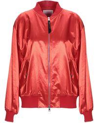 Saucony Jacket - Red