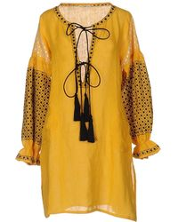 DAFT Kaftan - Yellow