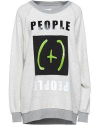 People (+) People Sweatshirt - White