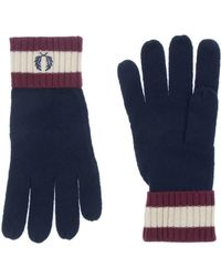 Fred Perry - Gloves - Lyst
