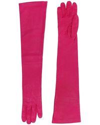 N°21 Handschuhe - Pink