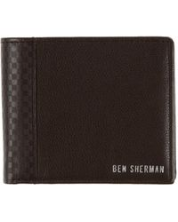 Ben Sherman - Wallet - Lyst