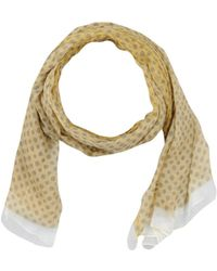 Tombolini Oblong Scarf - Natural