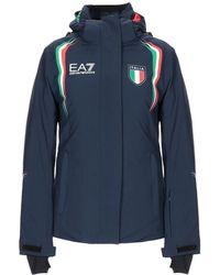 EA7 Jacket - Blue