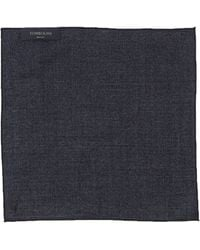 Tombolini Square Scarf - Blue