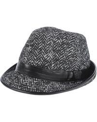 Tru Trussardi - Hat - Lyst