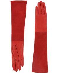 Trussardi Gloves - Red