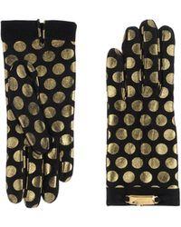 Boutique Moschino Gloves - Black