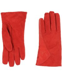 Armani Gloves - Red