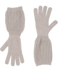 Fabiana Filippi Gloves - Natural
