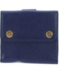 Blumarine Wallet - Blue