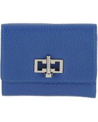 Carven Wallet - Blue