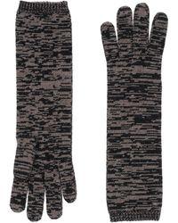 Stefanel Gloves - Gray