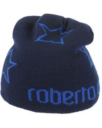 Roberto Cavalli Hat - Blue