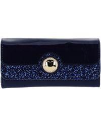 Camomilla Wallet - Blue
