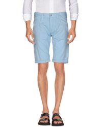 Armani Jeans Shorts & Bermuda Shorts - Blue