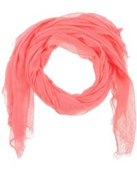 American Vintage Stole - Pink
