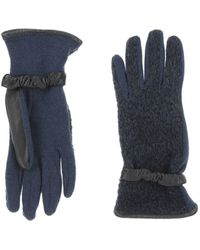 Fabiana Filippi Gloves - Blue