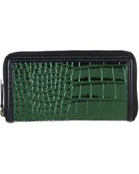 Dries Van Noten Wallet - Green