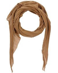 Mauro Grifoni Scarf - Natural