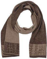 Versace Jeans - Oblong Scarf - Lyst