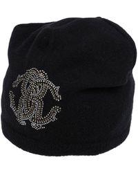 Roberto Cavalli Hat - Black