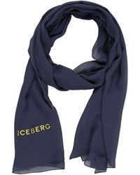 Iceberg - Scarf - Lyst