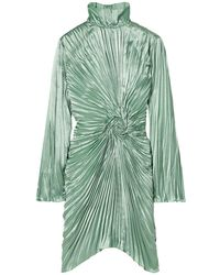 Sies Marjan Robe midi - Vert