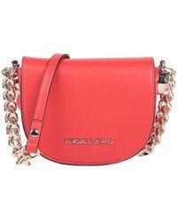 Versace Jeans Cross-body Bag - Red