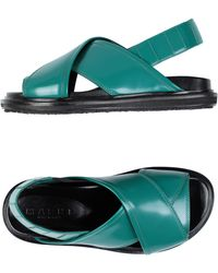 Marni Sandales - Vert