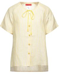 MAX&Co. Shirt - Yellow