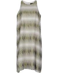 Jo No Fui Knee-length Dress - Green