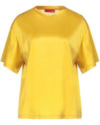 MAX&Co. T-shirt - Yellow