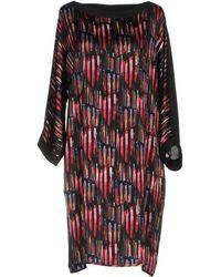 Shirtaporter - Short Dresses - Lyst