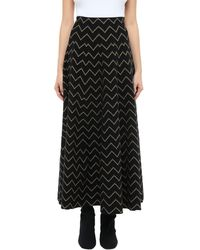 Alaïa Long Skirt - Black