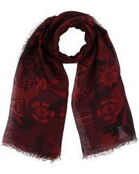 Valentino Valentino garavani bufanda - Rojo
