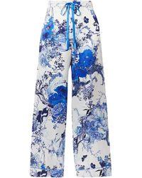 Meng Sleepwear - White