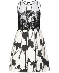Hanita Short Dress - Black